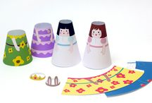 Papercraft - for girls