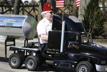 Scituate St. Pat's Parade / Scituate celebrated St. Paddy's Day almost a month late on Sunday, April 12, 2015.  / by The Patriot Ledger