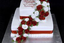 celebraciones / tortas,servicio de lunch,souveniers / by gela gal