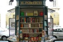 Onde moram os livros.
