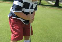 Kids Who Golf