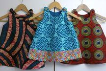 Vestitini Africani / Modelli per vestitini con stoffe Africane