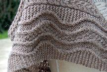 Inspiration tricot - chales écharpes et cie