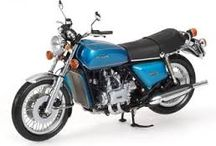 Goldwings Past / The first year for the Honda Goldwing 1975