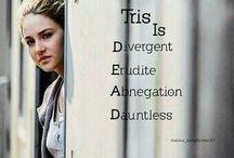 Divergent :) <4