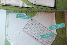 Circle tops to sew
