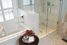 Bathrooms / by Tracey Newsom Land