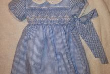 FOR SALE / Smocked dresses for sale. Base in Toronto. Hand made in Ecuador. Fair trade. Shipping all over Canada and US.
