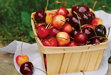 Cherries, Chestnuts & Other Seasonal Produce / Produce that we look forward to