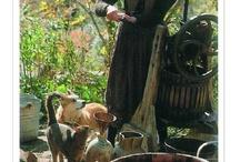 Tasha Tudor / Loved her art and lifestyle !