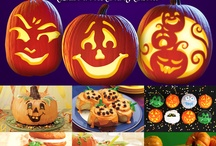 HALLOWEEN / #halloween #crafts #diy #decor #ideas #pumpkins #food #drinks #party #holidays #events #costumes / by M B