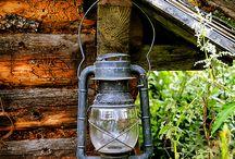home sweet cabin / by Jasmine Magana