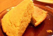 Corn bread / Gluten free