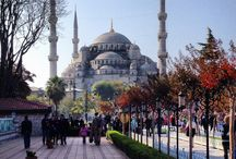 I landed to Istanbul! / Moments and pictures from Istanbul