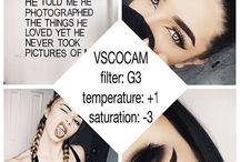 VSCO// G3 FILTER