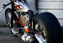 Choppers & other bikes
