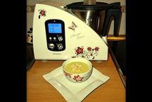 monsieur cuisine plus/thermomix