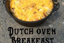 Dutch Oven Recipes / by Aubrey Stalcup