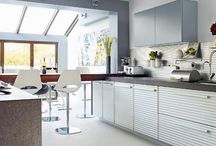 Interiors - Kitchens / by John Lancaster / Architect