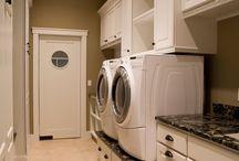 Laundry&Storage Room Idea