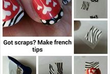 Jammin Nail Art / Jamberry Nail wraps and other cute nail designs! / by Cheryl Hall
