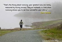 Running / My sport, my therapy  / by Kelley Lassiter