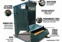 Priefert Wildlife Equipment / Priefert is proud to combine its expertise in manufacturing and its experience with animal flow and animal safety to produce top quality wildlife equipment. From feeders to panels, Priefert Wildlife Equipment is durable, reliable, and animal safe.