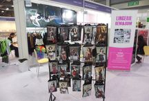 Eve's Night International in Hong Kong / Eve's Night had a great success at China Sourcing Fair:Underwear & Swimwear in Hong Kong