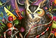 Owls / by *Connie* Ross