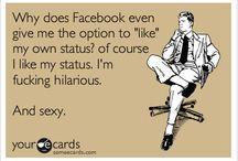 Funnies / by Ashley Meyer
