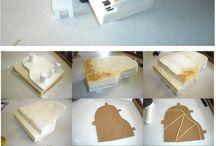 Дизайн тортов. Пошаговые инструкции)