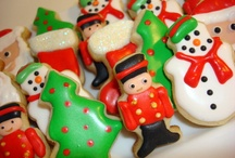 Christmas Goodies / by The Wacky Cookie Company