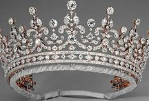 Tiaras and a few crowns as well! / by Karen Campbell