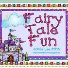 Pre-K ~ Fairy Tales / Nursery Rhymes