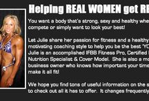 Features / Articles, client profiles, transformation stories and more from Women's Fitness Expert, Julie Lohre.