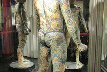 Tattoos / San Marino museum of curiosities