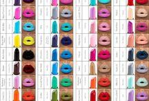 Coole lipsticks! / Lip producten!
