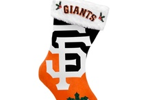 San Francisco Giants Paraphernalia / by Kim Erickson