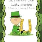 Kindergarten St. Patrick's Day / St. Patrick's Day ideas and activities for primary students