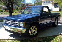 camionetas Chevy 1991 s10