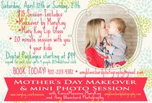 Mini-Sessions / Mini-Photography Sessions in Omaha, Nebraska with Amy Blanchard Photography