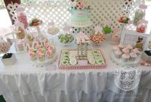 Amelie's First Birthday Garden Party / by Danielle Swallow