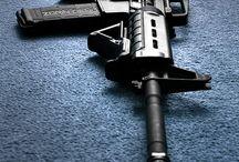 Assualt Rifles