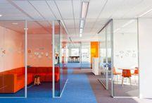 Kantoorruimte op Schiphol / Kantoren op Schiphol | Office space op Schiphol ♥ Laat je inspireren door mooi interieur en bijzondere bouwwerken.