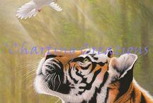 Jon Rattenbury / Heirloom quality cross stitch charts created from the licensed artwork of Jon Rattenbury