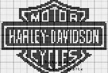 Grille Harley Davidson