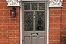 London front doors