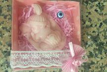 Sihirli sabunlar / Evde sabun yapımı ve süsleme