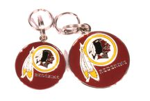 Washington Redskins Dogs / Washington Redskins Dog Collar: Clothes, Apparel, Lead & ID Tags - Hot Dog Collars