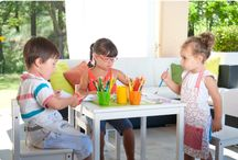 Pédagogie Montessori / Conseils et activités éducatives pour les enfants autour de la pédagogie Montessori